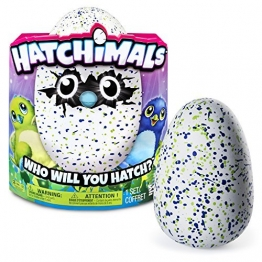 Spin Master 6028895 - Hatichmals - Draggles - Version 1 (Blau-Grüne Sortierung) by Hatchimals -